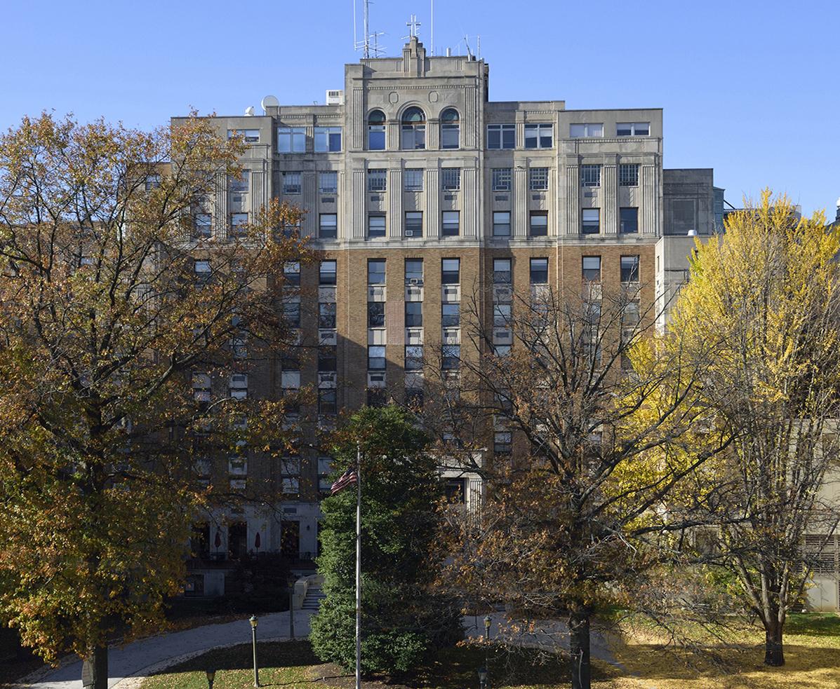 MFH exterior building